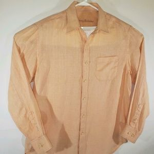 Tommy Bahama Long Sleeve Button Down Size M